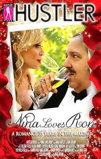 Nina Loves Ron Cover