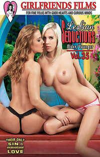 Lesbian Seductions #35 Cover