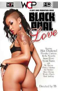Black Anal Love  Cover