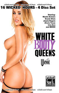 White Booty Queens - Disc #4 Cover