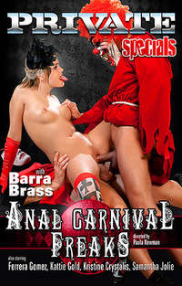Anal Carnival Freaks Cover