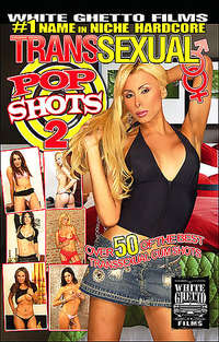 Transsexual Pop Shots #2 Cover