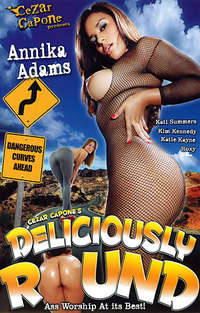 Deliciously Round Cover