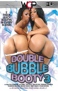 Double Bubble Booty #3 Cover