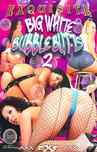Big White Bubble Butts #2  Cover