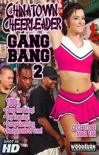 Chinatown Cheerleader Gang Bang #2 Cover