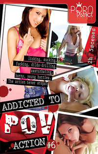 Addicted To POV Action #6 Cover