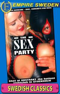 The Sex Party Cover