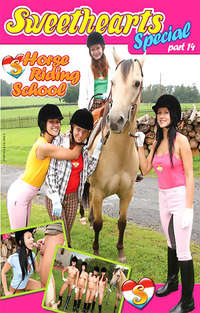 Sweethearts Special #14 - Horse Riding School | Adult Rental