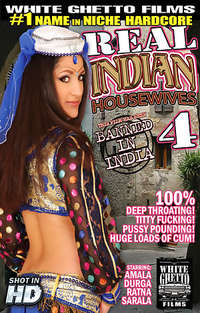 Real Indian Housewives #4 Cover