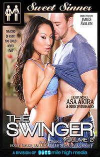The Swinger #2 Cover