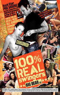 100% Real Swingers Cover