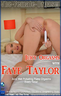 Juicy Orgasms With Faye Taylor Cover