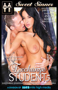 Exchange Student #5 Cover