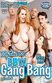 My Favorite BBW Gang Bang #6 Cover