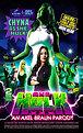 She-Hulk XXX: An Axel Braun Parody - Disc #1 Cover