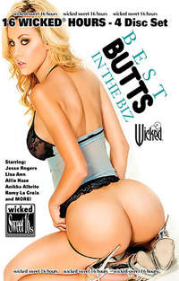 Best Butts in the Biz - Disc #3 Cover