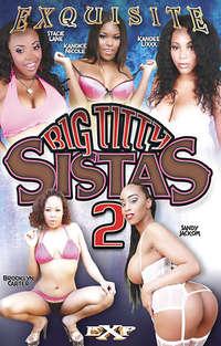 Big Titty Sistas #2  Cover