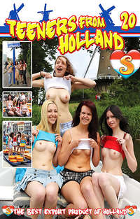 Teeners From Holland #20  Cover