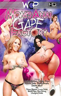 Mom's Anal Gape Factory Cover