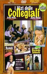 I Vizi delle Collegiali  Cover