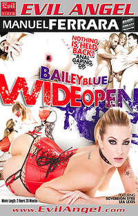 Bailey Blue Wide Open  Cover