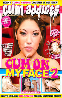Cum On My Face #2 Cover