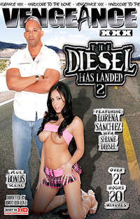 The Diesel Has Landed #2 Cover
