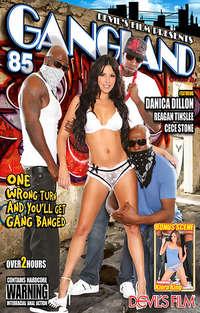 Gangland #85  Cover