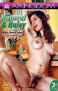 ATK Natural and Hairy #37 Cover