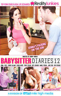 Babysitter Diaries #12  Cover