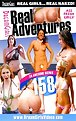 Real Adventures #158 Cover