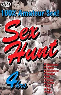 Sex Hunt  Cover