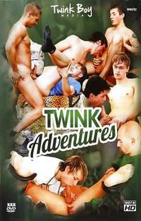 Twink Adventures Cover