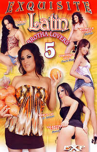 Latin Brotha Lovers #5  Cover