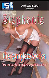 Stephanie - The Complete Works Cover
