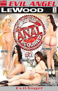 Anal Required #2 Cover