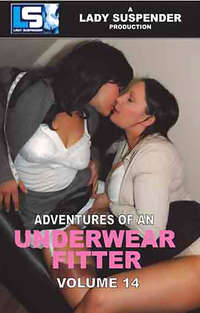 Adventures Of An Underwear Fitter #14 Cover