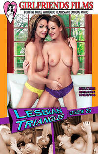 Lesbian Triangles #25 Cover