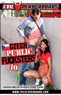 Czech Public Fucksters #10  Cover