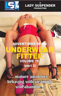 Adventures Of An Underwear Fitter #16 Part 2 Cover