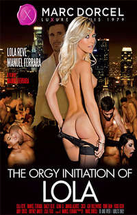 The Orgy Initiation of Lola Cover