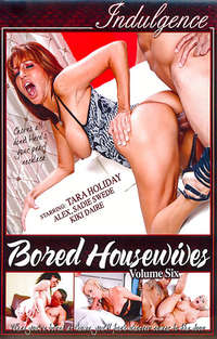 Bored Housewives #6 Cover