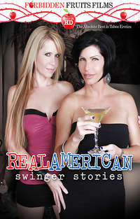 Real American Swinger Stories Cover