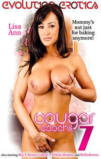 Cougar Coochie #7  Cover