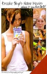 Brooke Skye's Home Movies Cover