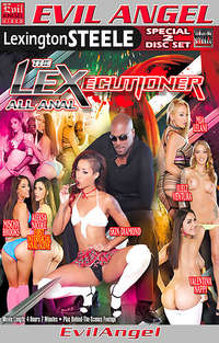 The Lexecutioner - Disc #1 Cover