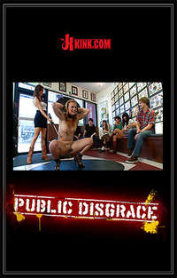 Public Disgrace - Payton Bell & Tommy Pistol Cover