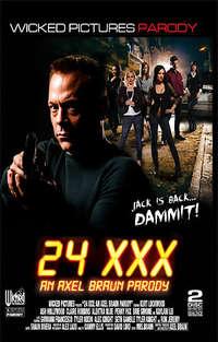 24 XXX: An Axel Braun Parody - Disc #2 - Extras Cover