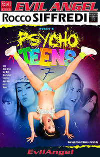 Rocco's Psycho Teens #7  Cover